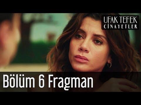 Ufak Tefek Cinayetler 6. Bölüm Fragman