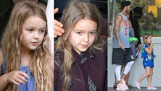 David Beckham's Daughter ★ 2018