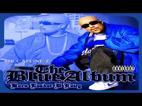 Mr. Capone-E - Blue Rag