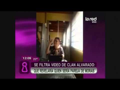 Se filtra video de Clan Alvarado que revelaría quién sería pareja de Esteban Morais