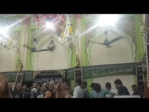 Live Shabbedari  Sakina Bint-ul-hussain 12 Oct 2019