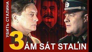 Ám sát Stalin / Kill Stalin - Tập: 3 | Phim tình báo chiến tranh | Star Media (2013)