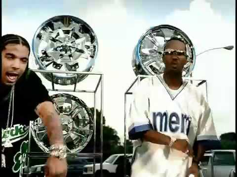 Three 6 Mafia - Ridin Spinners Feat. Lil