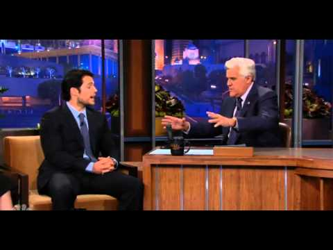 Henry Cavill on Jay Leno