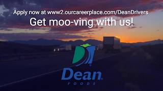 Dean Foods   CDL Route Drivers