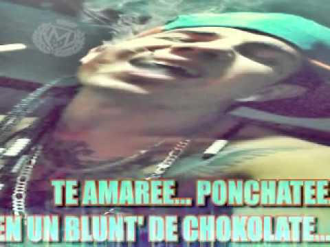 Blunt De Chocolate - Maniako