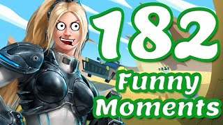 Heroes of the Storm: WP and Funny Moments #182