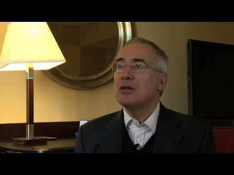 Lord Nicholas Stern on Climate Mitigation