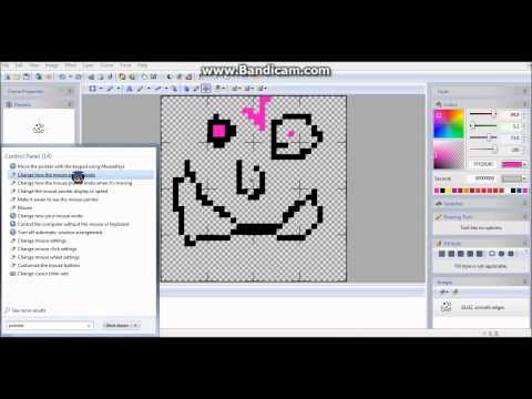 Design Your Own Mouse Pointer