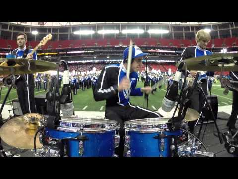 Light Em Up - Fall Out Boy - Cover - GSU Marching Band - (My Songs Know What You Did In The Dark)