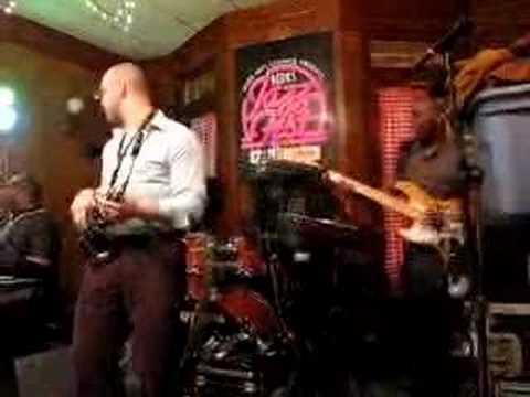 Joe McBride  Texas Rhythm Club