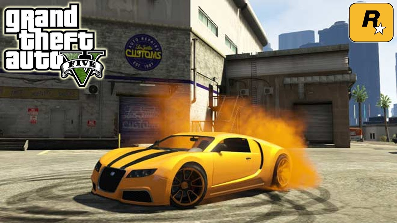 gta5 bugatti veyron truffade adder tutorial grand theft auto v ps3 xbox 360 youtube. Black Bedroom Furniture Sets. Home Design Ideas