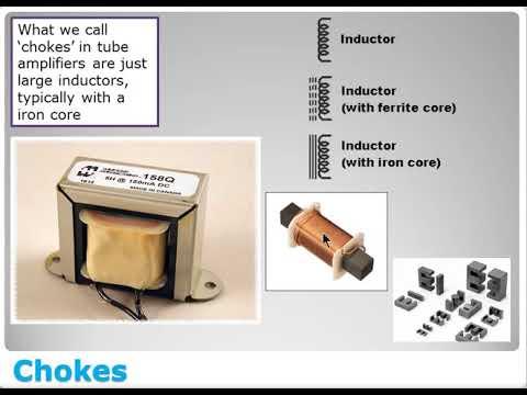 Understanding Vacuum Tube Amplifier Schematics - Power Supplies - Part 2 thumbnail