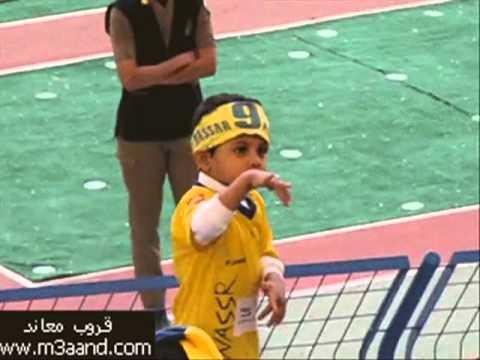 طفل نصرواي يرقص ( رقص روعه ) thumbnail