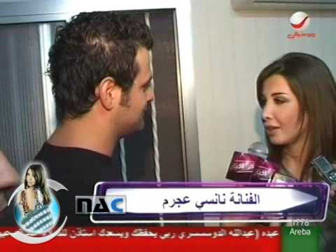 Nancy Ajram Beirut Downtown Celebration Rotana News