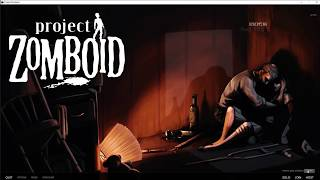 Project Zomboid with friends (We Suck at this game!)
