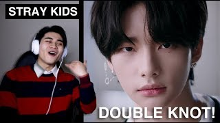 "Stray Kids - ""Double Knot"" M/V Reaction"