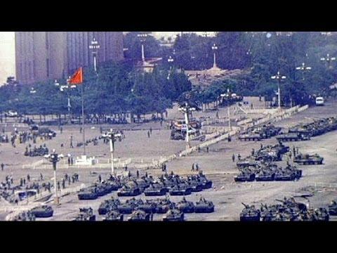 Censura e detenções 25 anos depois do massacre de Tiananmen