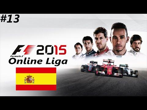 »Grand Prix von Katalonien« - F1 2015 Online Liga 13# [Deutsch]
