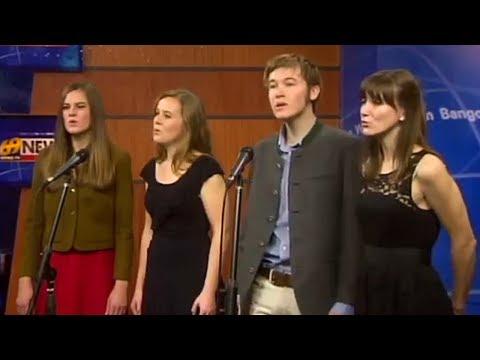 The von Trapp Children - Interview and Performance