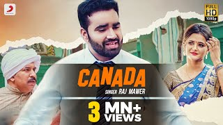 Canada (Official Video) | Anjali Raghav, Raj Mawer | Naveen Naru | New Haryanvi Songs Haryanavi 2019