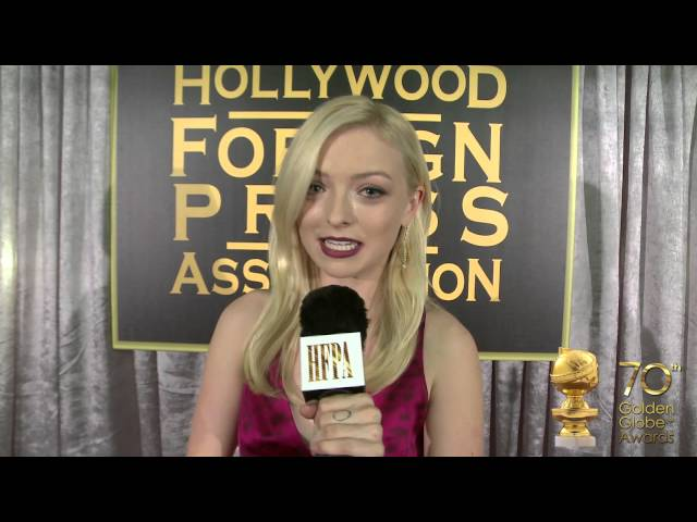 MISS GOLDEN GLOBE ANSWERS FANS