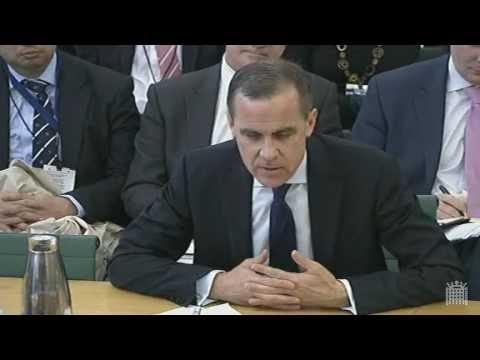 HoC Treasury Committee - Dr Mark Carney - Thursday 7 February 2013