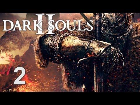 Dark Souls 2 прохождение с Карном. Часть 2