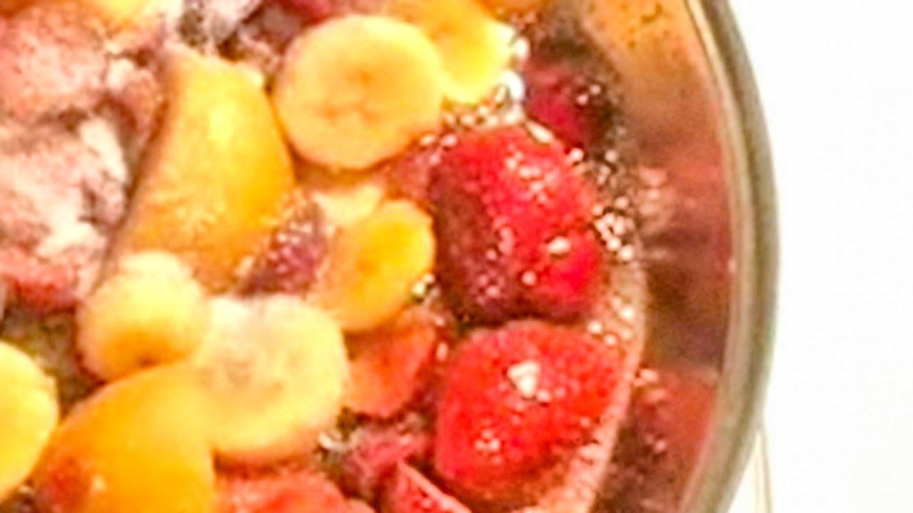 Груша фламбе рецепт с фото