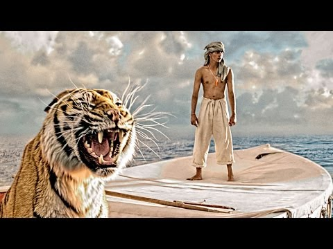 Life Of Pi Official Trailer 3 German Deutsch HD 2012