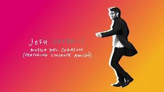 Josh Groban - Musica Del Corazon [feat. Vicente Amigo](Official Audio)