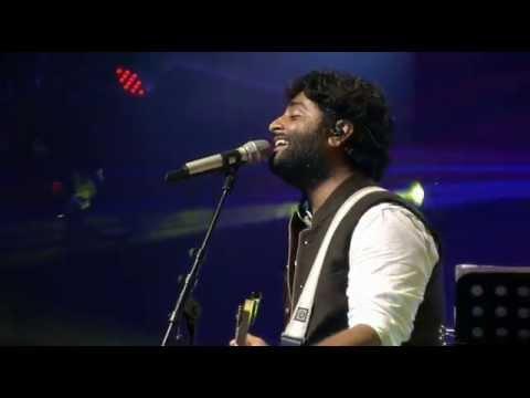 Tere Bin Nahi Lagta Dil Mera Dholna By Arijit Singh Live Performance At Rajkot 2014 video