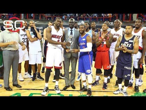 NBA 2K15   My Team - Team World vs Team Africa [DIRECTO RESUBIDO]