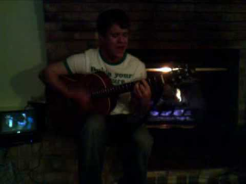 I saw red - Bradley Nowell cover ( by Jake )