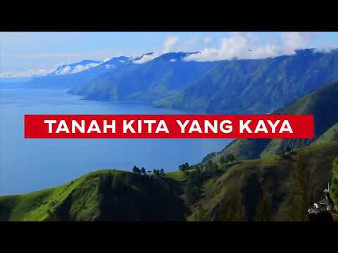 Indonesia Raya 3 Stanza w/ Lyrics