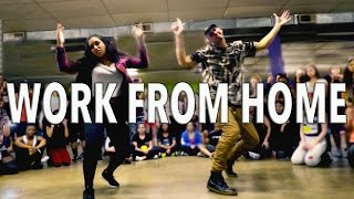 Download WORK FROM HOME - Fifth Harmony ft Ty Dolla $ign | @MattSteffanina Choreography 3Gp Mp4