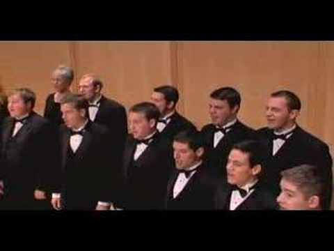 """Witness"" by The University of Utah Singers"