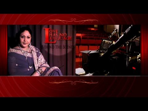 Love Has No Language (2008) - Rati Agnihotri - Behind The Scenes