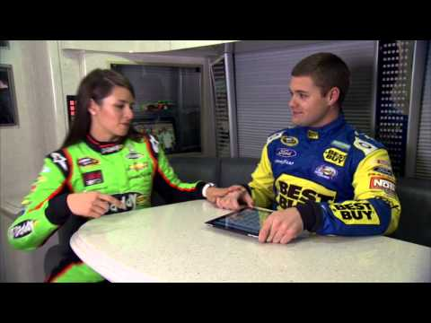 What would you do if Danica Patrick was your girl?