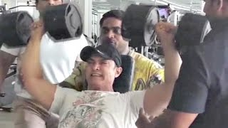 VIDEO Aamir Khan Workout For Dangal