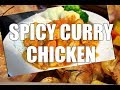 Spicy Curry Chicken WEEKEND RECIPE Curry Chicken From Chef Ricardo Cooking