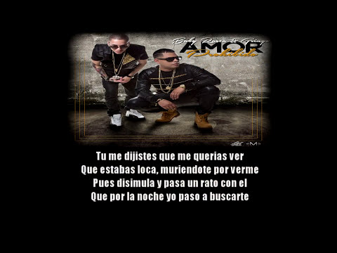 Baby Rasta y Gringo - Amor Prohibido (Official Song)