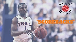 "Auburn Tigers - ""Scoreback"" Transition Threes"