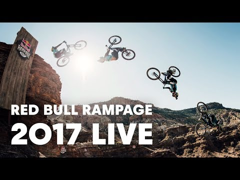Red Bull Rampage 2017 | Live