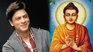 Shah Rukh Khan's 'Buddha Mantra' To Stay In Peace!