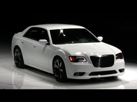 Roadfly.com - 2012 Chrysler 300 SRT8