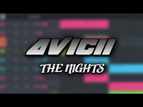 AVICII - THE NIGHTS | FL MOBILE REMAKE