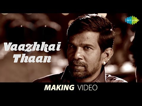 Marumunai | Vaazhkai Thaan Song By Gana Bala video