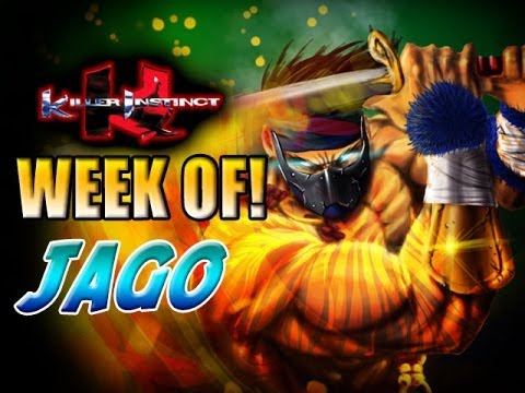 JAGO ARMY GROWS - Week Of! Jago Part 1 (Killer Instinct)