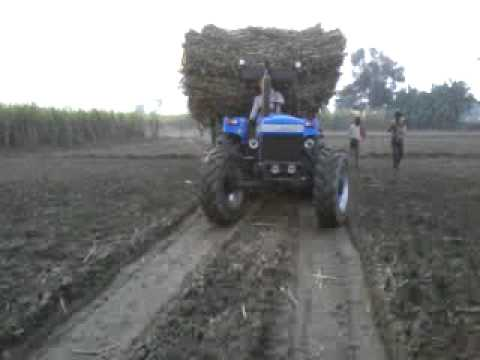 Tractor Stunts ( Ganna Di Tarli   Gurjit Nagra video